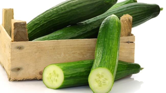 The humble cucumber has a host of health benefits.