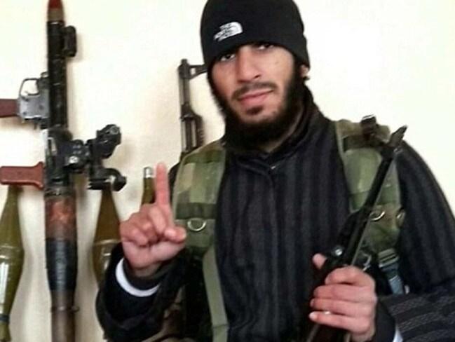 Suspected terrorist Mohamed Elomar today.