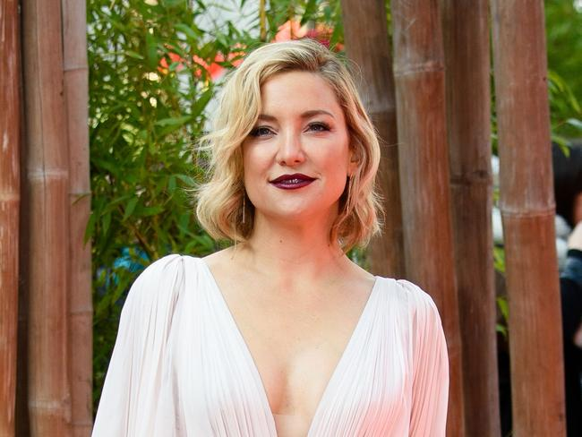 Kate Hudson ... Actress turned 'lifestyle guru'.
