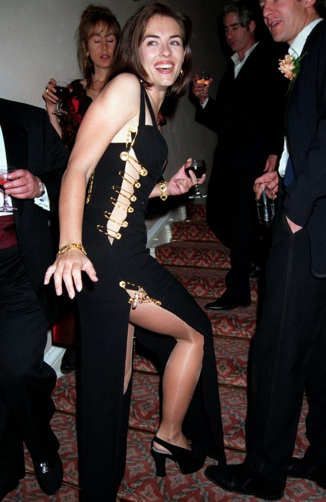 Liz Hurley Why I Should Never Have Worn That Dress