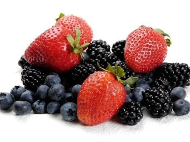 Berries are the top-seller.