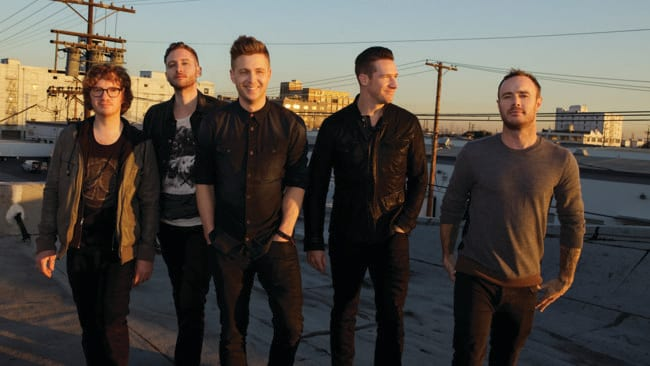 OneRepublic are also set to rock out on the finale of .