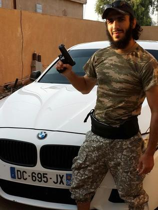 Australian-born terrorist Mohamed Elomar has taunted the West.