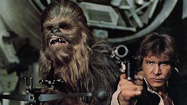 Chewbacca. Picture: Supplied