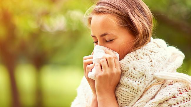"The ""double whammy"" of hay fever and flu is a dangerous combo."