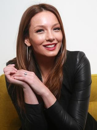 Ricki-Lee Coulter also called out a bogus diet pill company.