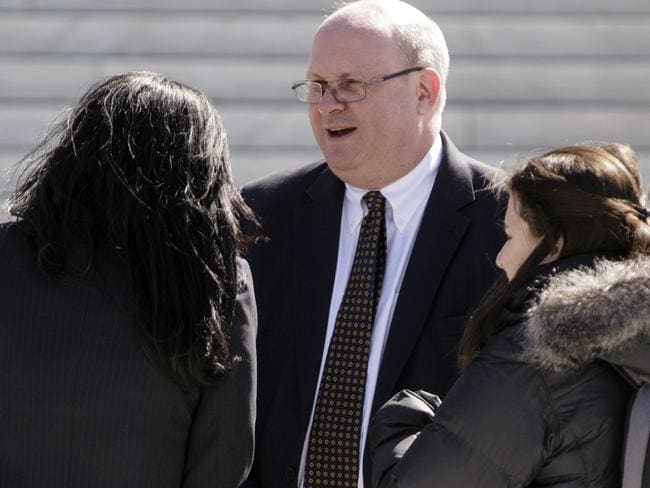 Marc Elias was a lawyer for the Clinton campaign. Picture: AP