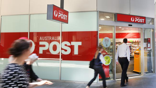 how to send a package australia post