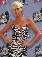 Victoria Beckham arrives to the 2007 MTV Movie Awards held at the Gibson Amphitheatre on June 3, 2007. Picture: Getty