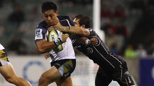 Christian Lealiifano is still searching for his best form since returning from injury.