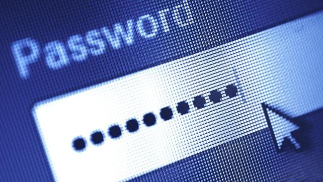 "Leave those passwords somewhere secure, but where others can find them when you die, is the advice. Picture"" Thinkstock"
