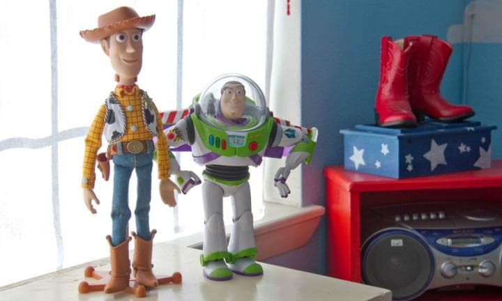To infinity and beyond: behind the scenes of the ultimate Toy Story room