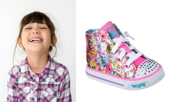 New Shopkins themed Skechers are the shoes of your daughters' dreams