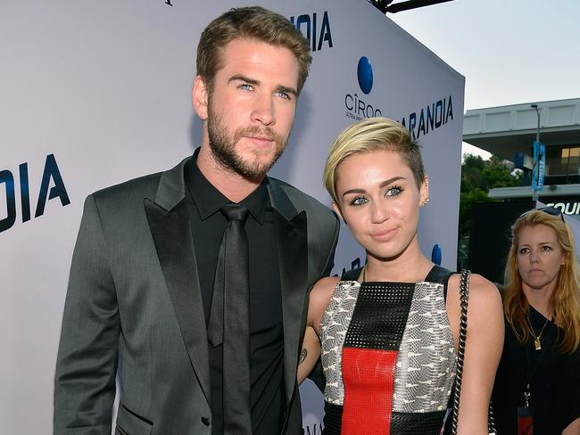 Miley says she's not jealous of partner Liam Hemsworth — because she has 'spies' who keep an eye on him. Picture: Getty