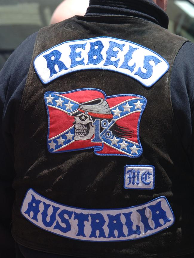 Rebels clubs are well-established in the state.