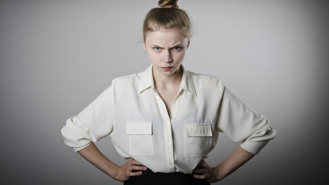 Supplied Editorial Anger - istock