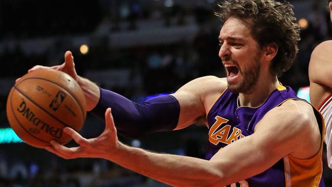 Pau Gasol is joining the Chicago Bulls.