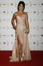 2010 Logie Awards. Logies. Red carpet. Ada Nicodemou Picture: Julie Kiriacoudis,