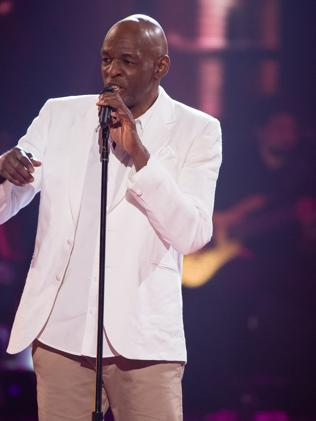 The Voice Steve Clisby Team Delta Picture: 9 Ch
