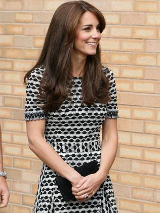 Kate attends an event hosted by Mind to mark World Mental Health Day in 2015. Picture: Max Mumby/Indigo/Getty Images