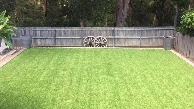 What Australian doesn't love a good lawn?