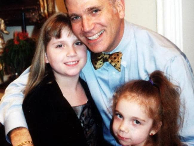 John David Battaglia murdered daughters Faith and Liberty while their mother listened over the phone.