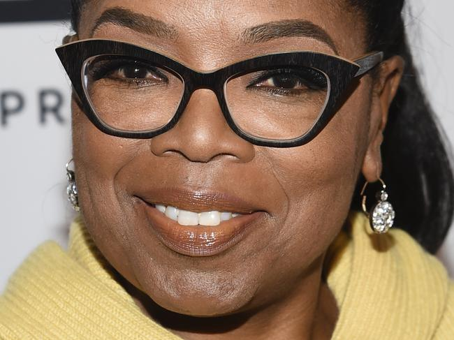 """Producer Oprah Winfrey attends the """"Released"""" special screening during the Tribeca TV Festival at Cinepolis Chelsea at Friday, Sept. 22, 2017, in New York. (Photo by Evan Agostini/Invision/AP)"""