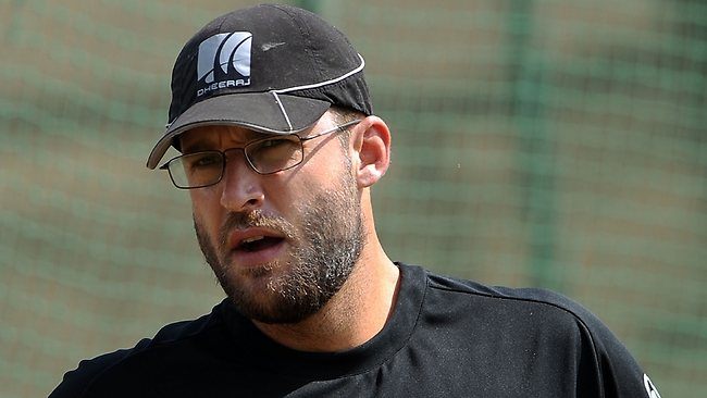 BACK IN BLACK? Former New Zealand captain Daniel Vettori could be back in the Test team.