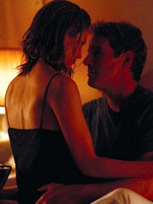 Chemistry too ... Diane Lane and Richard Gere showed they had their own chemistry in the 2002 film, Unfaithful — even though she cheats on him. Picture: Supplied