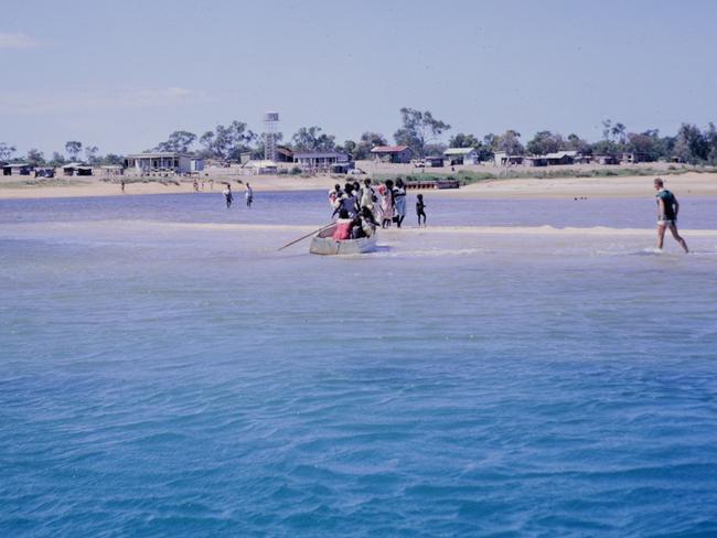 An older photo of Groote Eylandt. Picture: June Mackey/Flickr