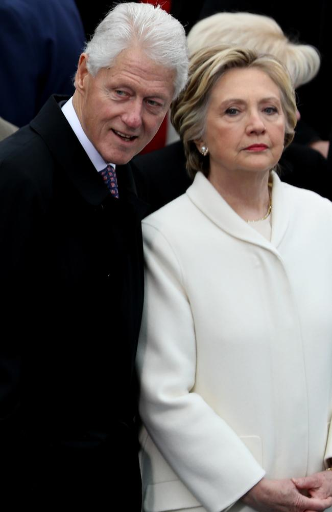 The Clinton Foundation could be investigated. Picture: Joe Raedle/Getty Images/AFP