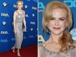 Nicole Kidman at the 69th Annual Directors Guild of America Awards on February 4, 2017 in Beverly Hills, California. Picture: Getty