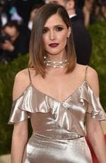 "Rose Byrne attends the ""Manus x Machina: Fashion In An Age Of Technology"" Costume Institute Gala at Metropolitan Museum of Art on May 2, 2016 in New York City. Picture: Dimitrios Kambouris/Getty Images/AFP"