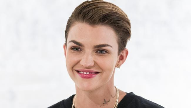 Australian model, DJ and actor Ruby Rose has a personal preference for she/her pronouns. Picture: Kimberly White / Getty