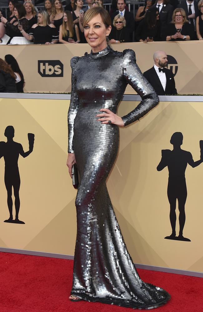 Joan of Arc realness. Picture: AP