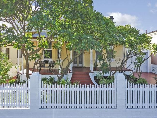North Perth. Renovated three-bedroom 1920s home