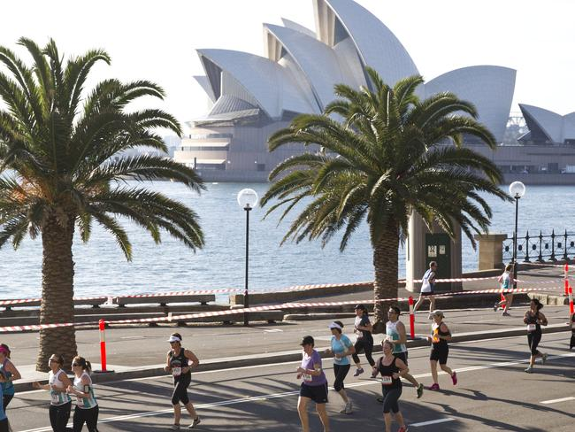 Public events and iconic buildings could see greater security under the new threat level.
