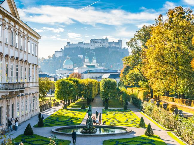 The incredible city of Salzburg, Austria, is one of the cities you could end up travelling to under the super-cheap deal.
