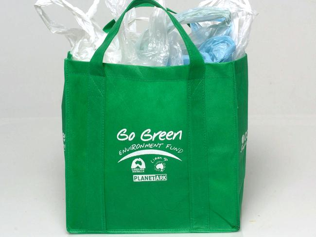 Crazy truth about green bags