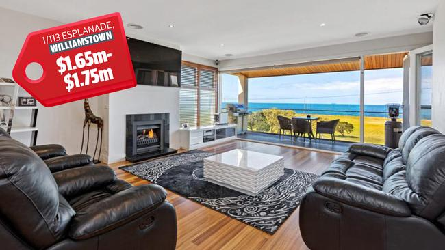 """<a href=""""http://www.realestate.com.au/property-house-vic-williamstown-124082314"""">1/113 Esplanade, Williamstown</a>."""