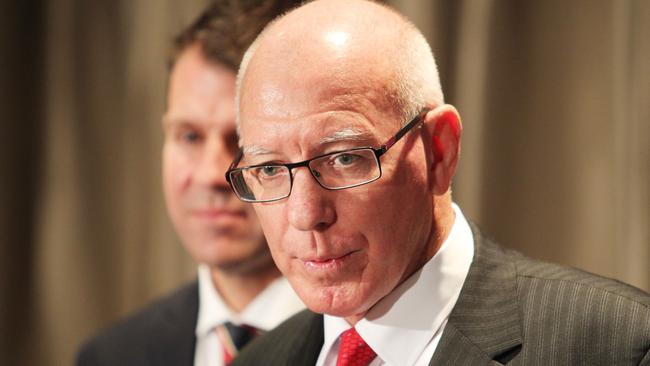 Moving on ... General David Hurley, the outgoing Chief of the Australian Defence Force, will replace Marie Bashir as New South Wales Governor.