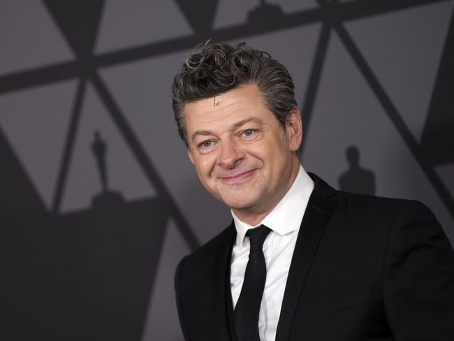 Andy Serkis is Hollywood's go-to guy for motion-capture acting. Picture: AFP/Valerie Macon
