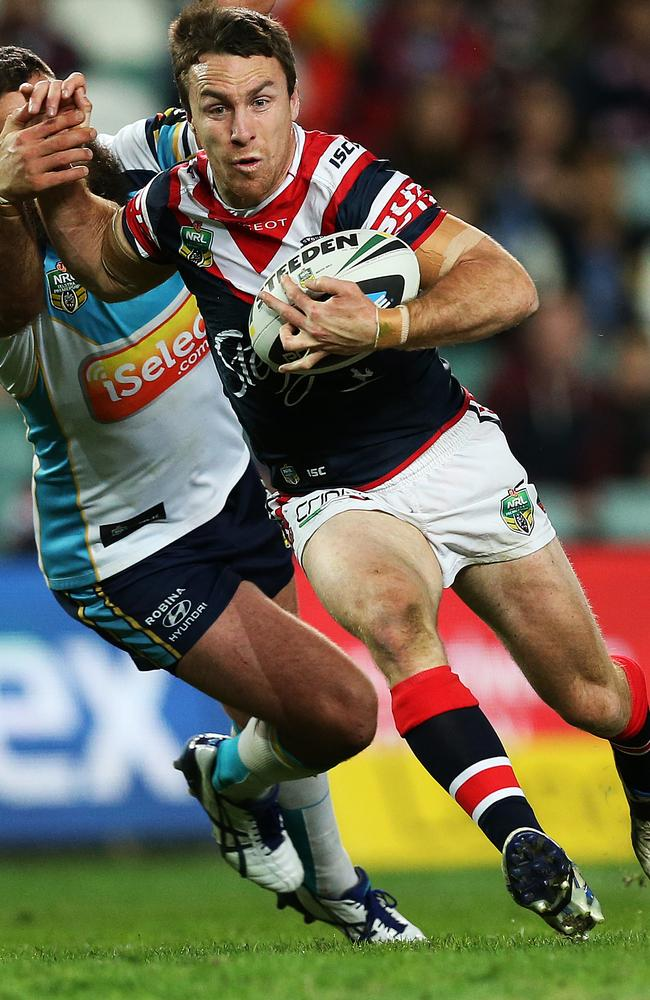 James Maloney was back to his best against the Titans. Pic: Phil Hillyard
