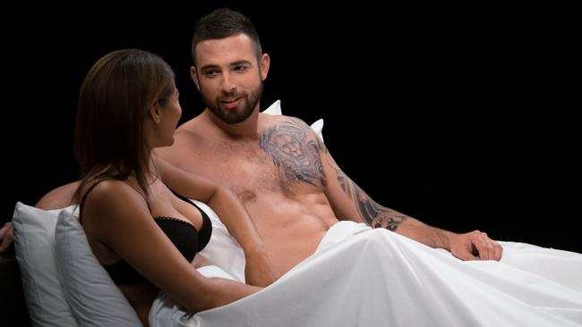 Undressed TV Show On SBS Review Its Surprisingly Meaningful - Awkward video shows strangers undressing eachother