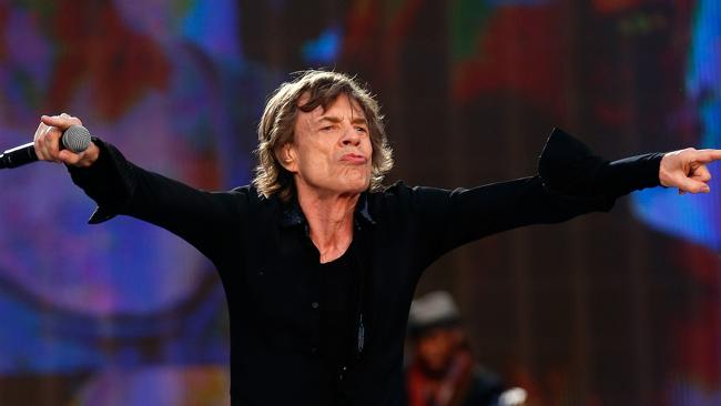 Jagajaga is an electoral division in Victoria held by Labor MP and Minister for various stuff Jenny Macklin. This is Mick Jagger. Close enough.
