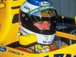 After just one race at Jordan, he was snapped up by Benetton for the next grand prix at Monza.