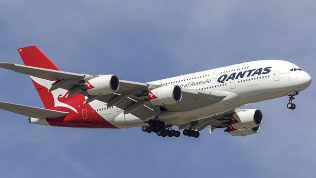 Qantas flies to three cities in China but none in Taiwan.