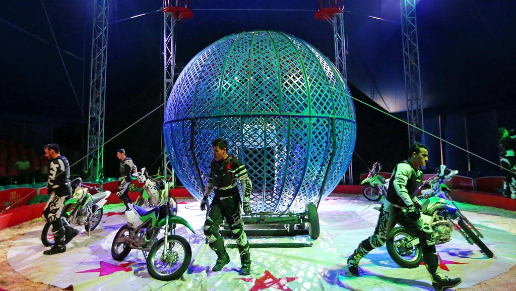 Great Moscow Circus Forced To Cancel Melbourne Shows After