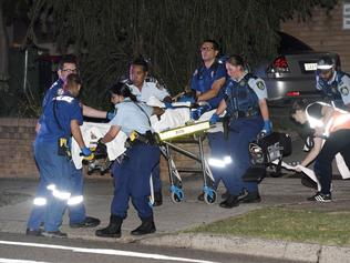 Parramatta Female in Cardiac Arrest Post Stabbing