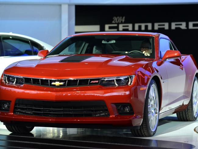 Problem parent ... Holden's parent General Motors is under scrutiny for being slow to recall Cameros for a faulty ignition switch that has so far been linked to 13 deaths.